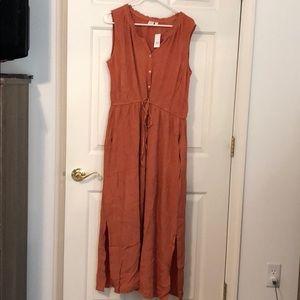 Gap shirt dress- brand new!